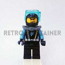LEGO Minifigures - 1x aqu016 - Aquaraider - Omino Minifig Aquazone Set 7775 7772
