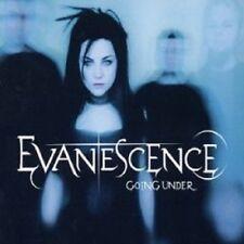 EVANESCENCE Going Under w/2 ACOUSTIC TRX & VIDEO UK CD single SEALED NIRVANA trk