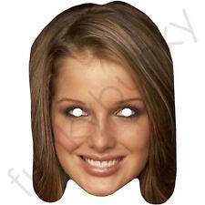 Helen Flanagan Corrie Celebridad Tarjeta Máscara-todas nuestras máscaras son pre-corte!
