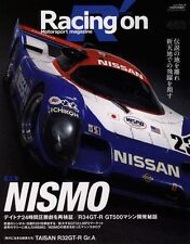[BOOK] Racing on 463 Nissan NISMO R390 R391 R34 GT-R R32 R35 Primera 200SX March