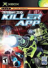 Xbox : Tron 2.0 Killer App VideoGames