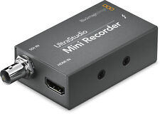 Blackmagic Design UltraStudio Mini Recorder Capture Device BDLKULSDZMINREC