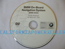 BMW NAVIGATION DVD DISC CD 2008.1 GPS MAP NAVAGATION DISK SERIES 3,5,7,M3,X5,X3,