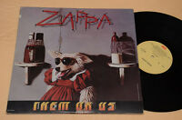 Zappa 2LP Them Or US Gatefold Italy Press 1984 EX