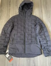 New Mountain Hardwear Super DS Climb Jacket Light Goose Down 700 Fill Mens Small