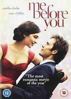 , Me Before You [Includes Digital Download] [DVD] [2016], Like New, DVD