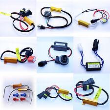 1X - 2X Lastwiderstände - LED Widerstand Widerstände keine Fehlermeldung T10 HB4