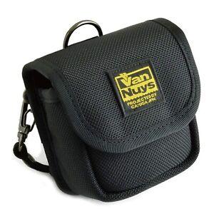 VanNuys Carrying Case VD596-00 for multiple earphones Black new Japan