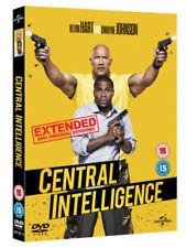 CENTRAL INTELLIGENCE - NEW / SEALED DVD - UK STOCK