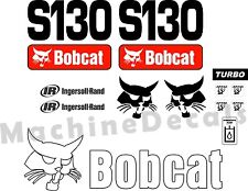 S130 S repro decals /  kit / sticker set US seller Free shipping fits  bobcat