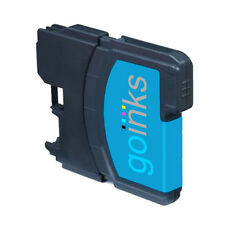 1 Cyan Ink Cartridge compatible with Brother DCP-195C MFC-290C MFC-490CW