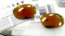 OAKLEY XX X-METAL FIRE IRIDIUM​ LENSES AUTHENTIC REPLACEMENT GENUINE OEM KIT