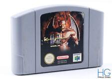 Killer Instinct Gold - N64 Nintendo 64 Retro Game Cartridge PAL