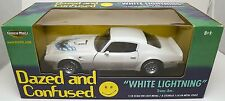 ERTL 1/18 Dazed & Confused White Lightning 1973 Trans-Am American Muscle #33120