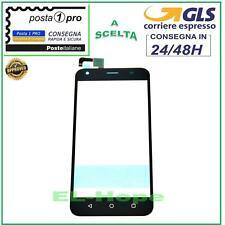 TOUCH SCREEN VETRO MEDIACOM PhonePad Duo S5P M-PPAS5P M-PPBS5P ORIGINALE NERO