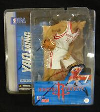 Houston Rockets NBA Legend YAO MING by McFarlane : Owner Shanghai Sharks, China