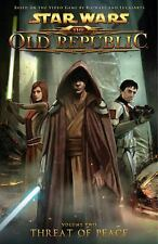 Star Wars: The Old Republic Volume 2 - Threat of Peace-ExLibrary