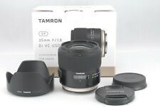 Tamron SP 35mm f/1.8 Di VC USD Lens for Canon EF with Box