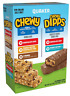 *58 COUNT* Quaker Chewy Granola Bars Variety Pack - With Dipps!