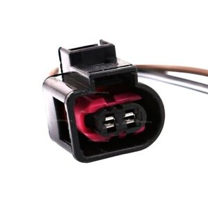 Wired Alternator Plug Audi VW Skoda Connector Bosch Valeo VAG 4D0971992 Pig-Tail