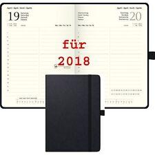 Buchkalender 2018 Kompagnon 1Tag=1Seite A5 10-76466 Kalender 2018 Terminplaner