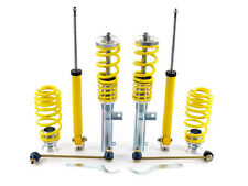 Vw jetta MK4 (2010-2015) fk ak street coilover suspension kit avec 50mm strut