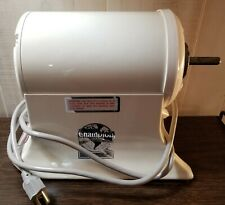Champion Household Juicer Motor G5-NG-853S Tested Working w/ Recipe Booklet
