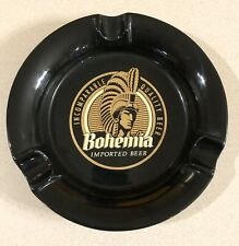 Victoria Porcelain Bohemia Imported Beer Cigar Ashtray Incomparable Quality Beer
