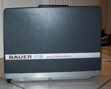 Bauer P6 automatic T5 Filmprojektor Projektor 16mm 18-24 Bilder/Sekunde Tonfilm