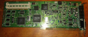 Sound Blaster 32 CT3620 deCQMed (with a geniue OPL3 Yamaha YMF289 chip)