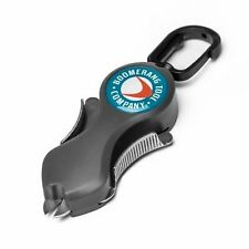 Boomerang Original Snip Grey Btc233 Fishing Line Cutter for Braided Fishing Line