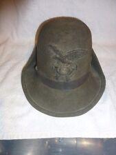 vecchio berretto DA ALPINO cappello 4^ REGGIMENTO ALPINI taglia 56/54