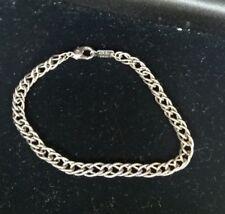 No Bead/Stone Bracelet Silver Vintage Costume Jewellery