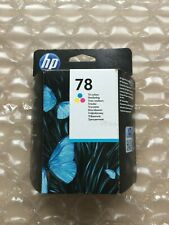 Genuine Hewlett Packard 78D (C6578D) Tri-Color Inkjet Cartridge