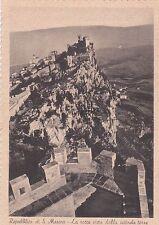 REPUBBLICA DI S. MARINO - La Rocca vista dalla seconda Torre