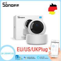 SONOFF GK-200MP2-B 1080pHD Wireless Smart Camera NightVision 2Way Security Alert