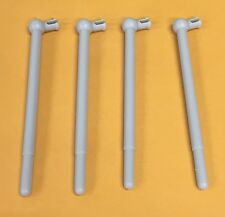 Star Wars Legacy AT-AT Part Leg Stabilizer Bar Accessory Full Set Of 4 Four