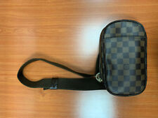 M51870 Auth Louis Vuitton Pochette Gange M51870 Men's Shoulder Bag Monogram
