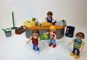 Playmobil - Hausmeister Verkauf Schul-Kiosk Kinder / Set / z.B. 4327 Kaufladen