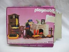 Playmobil Victorian Part Boxed Set 5310 & Extra Figures