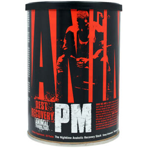 Universal Nutrition Animal PM Sleep Support Supplement - 30 Servings