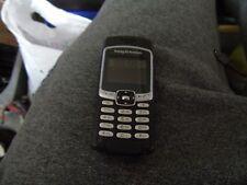 Sony Ericsson T290i - Misty black (Unlocked) Mobile Phone