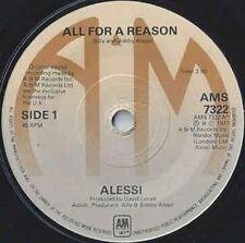 "All For A Reason/ Make It Last 7"" : Alessi"