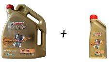 Castrol Edge 0W-30 Aceite de Motor 5+1=6 Litro