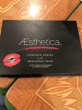 Aesthetica Contour Series Lip Palette Series Levres