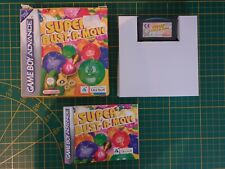 GAME BOY GAMEBOY ADVANCE GBA BOXED BOITE SUPER BUST-A-MOVE UBISOFT AGB-ABMP-EUR