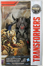Transformers The Last Knight Deluxe Premier Edition Berserker Action Figure