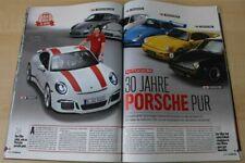 Auto Bild 27378) Porsche 911 993 Carrera RS mit 300PS besser als...?