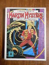 MARTIN MYSTERE i mitici numeri 1 mignon - edizione LO SCARABEO-fumetto d'autore