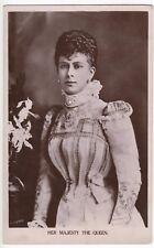 HM Queen Alexandra RP PPC, 1910 Ipswich PMK, To Mrs Cattermole, Saxmundham